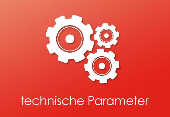 technische Parameter
